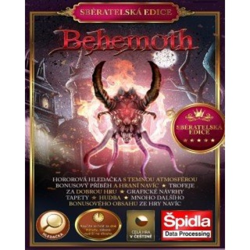 Behemoth - Sběratelská edice