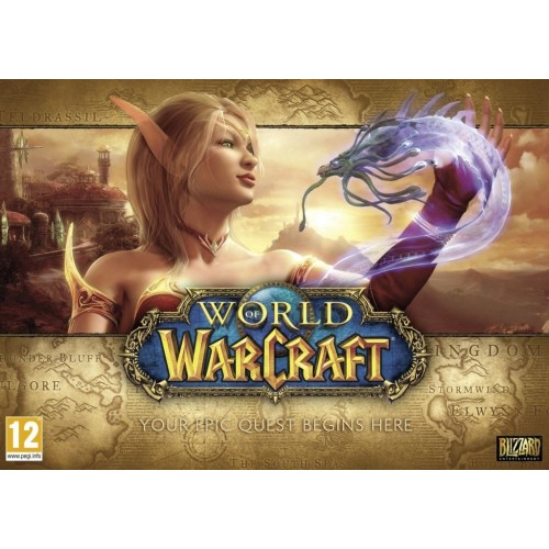 World of Warcraft Battlechest (+30 dní)
