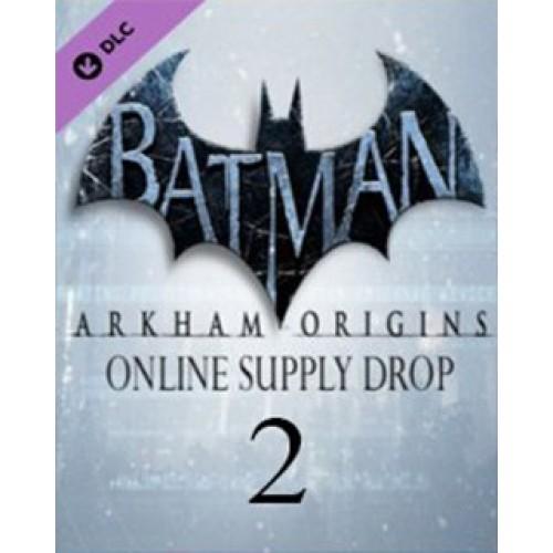 Batman Arkham Origins Supply Drop 2