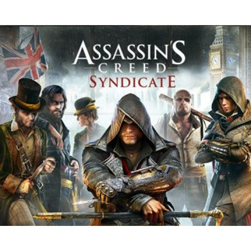 Assassins Creed Syndicate cz