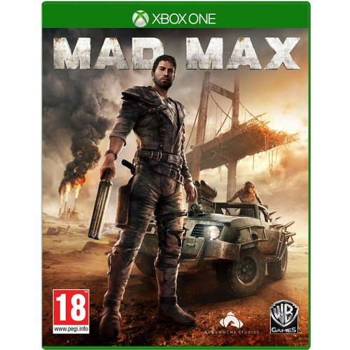 Mad Max (Digitálny kľúč)