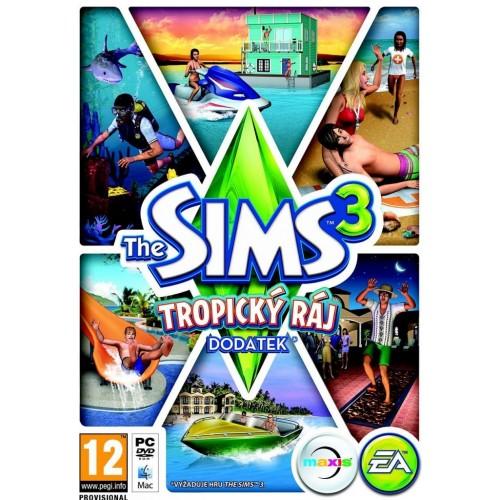 The Sims 3 Tropický raj