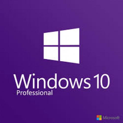 Microsoft Windows 10 Pro SK elektronická verzia OEM (FQC-09122)