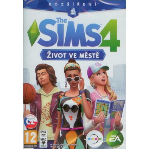 The Sims 4 Život v meste