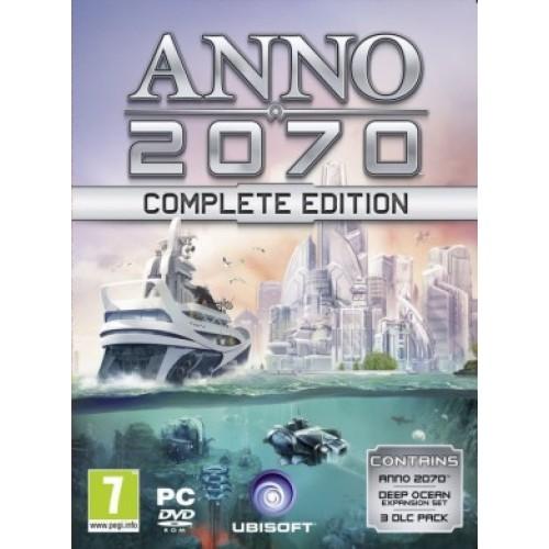 Anno Complete 2070