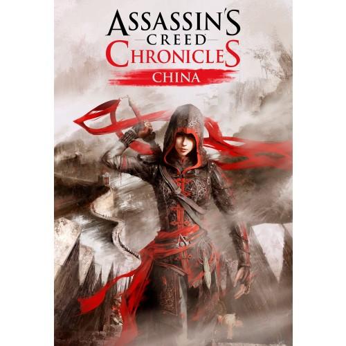 Assassins Creed Chronicles - China