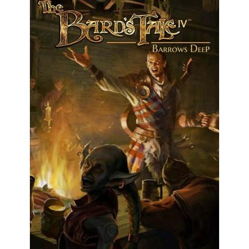 The Bard's Tale 4 Barrows Deep