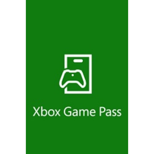 Xbox game pass 1 mesiac