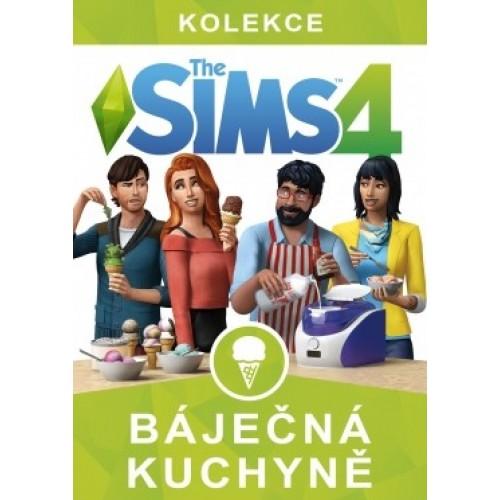 The Sims 4 Skvelá kuchyňa
