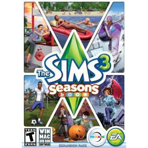 The Sims 3 Ročné obdobia
