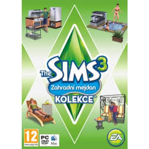 The Sims 3 Záhradná párty