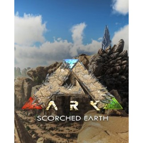 ARK Scorched Earth DLC