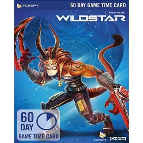 Wildstar EU 60 Dní predplatená karta