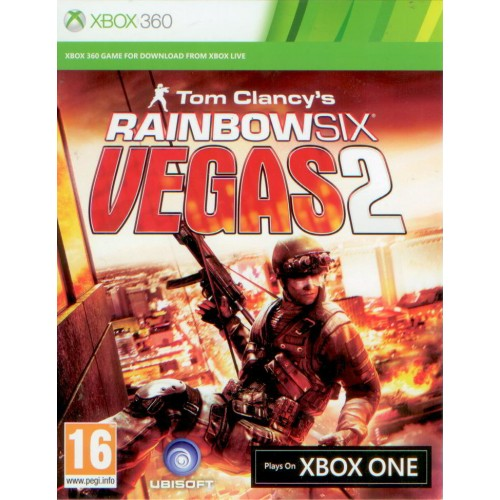 Tom Clancys Rainbow Six: Vegas 2 (Digital)