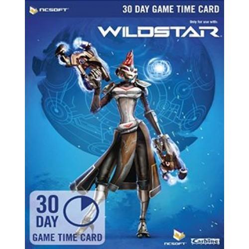 Wildstar EU 30 Dní predplatená karta