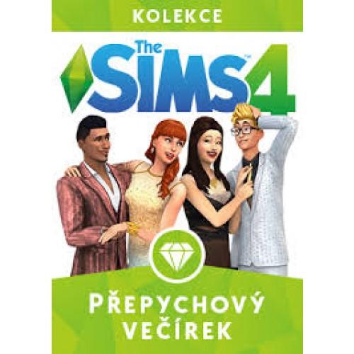 The Sims 4 Prepychový večierok