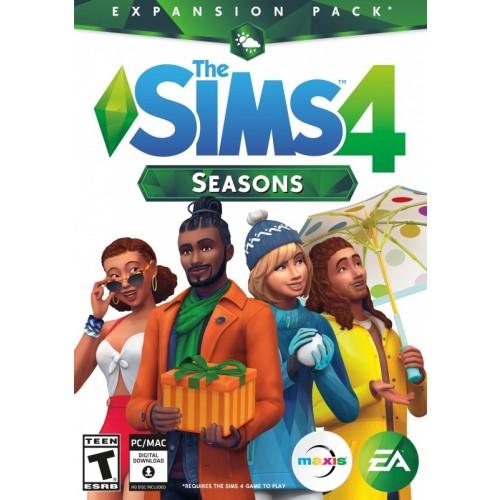 The Sims 4 Ročné obdobia