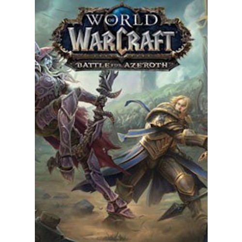 World of Warcraft: Battle for Azeroth DLC