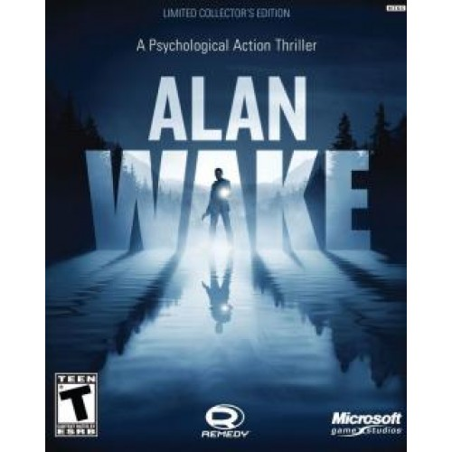 Alan Wake Collectors Edition
