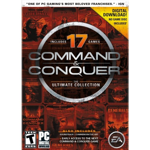 Command and Conquer: Ultimate Collection