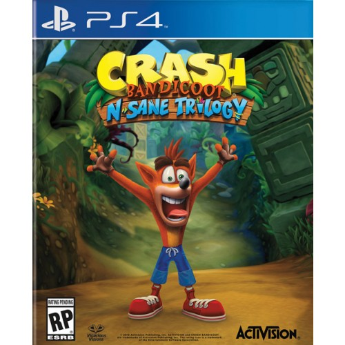 Crash Bandicoot N.Sane Trilogy (Digitálny kľúč)