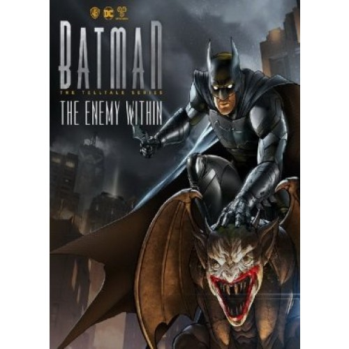 Batman The Telltale Series The Enemy Within