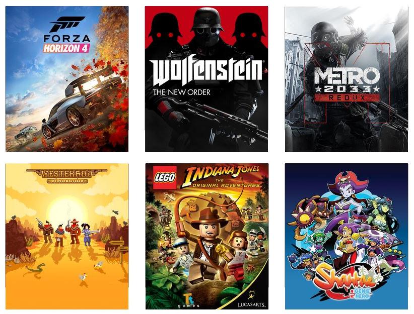 Xbox Game Pass Október – Hraj Forza Horizon 4 (a ďaľších viac ako 100 iných hier) za 4.50 €