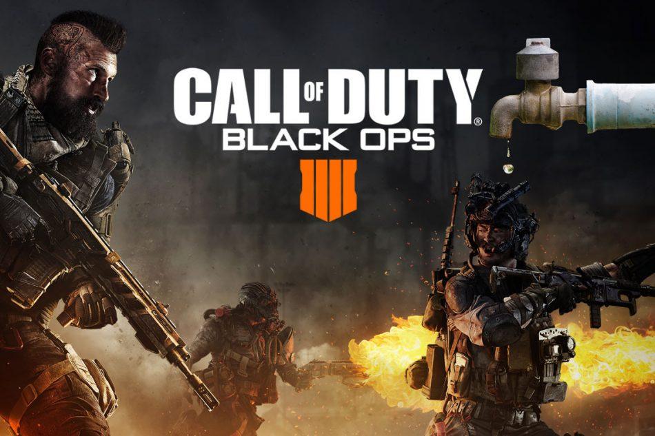 Blackout vrátil do hry Call of Duty Black Ops 4: Láme rekordy