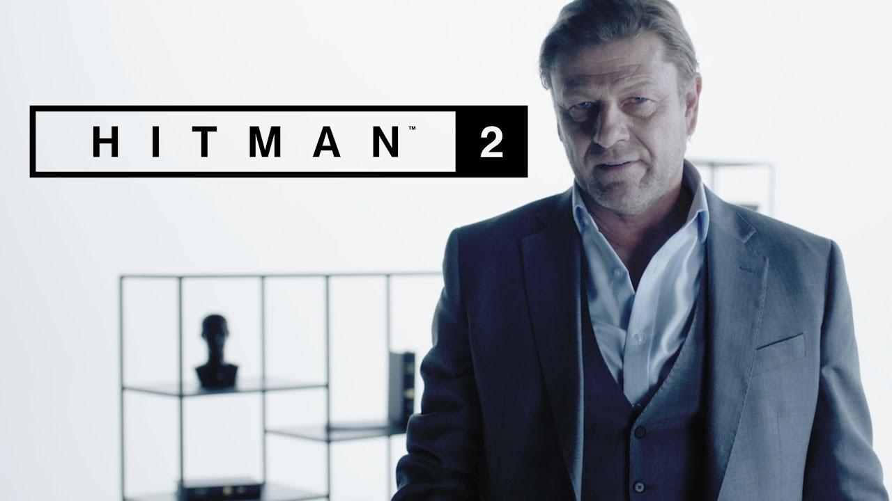Sean Bean mieri do herného sveta: Je prvým cieľom v HITMAN 2