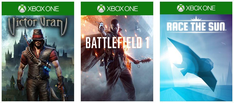 Xbox Live Gold: nové hry pre november