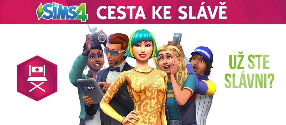 The Sims 4: cesta ku sláve je vonku!