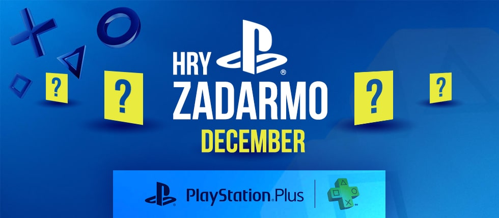 PlayStation Plus – Decembrové hry zadarmo