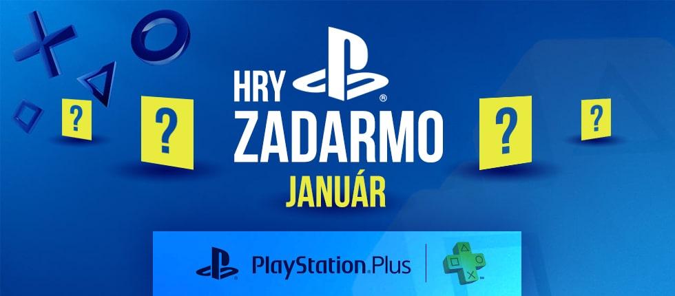 PlayStation Plus | Hry zadarmo Január 2019