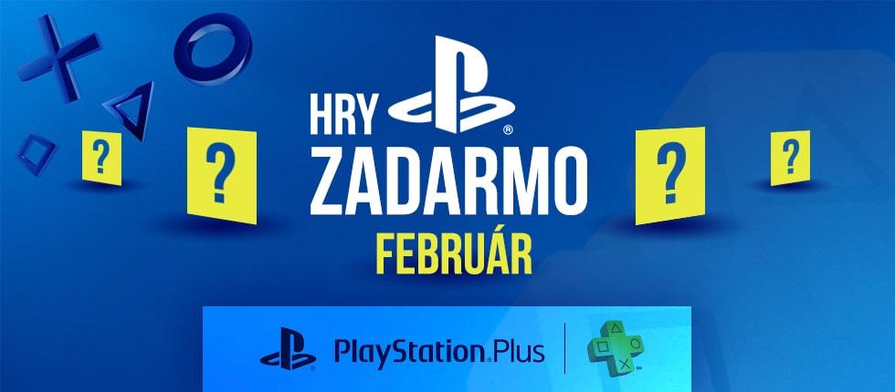 PlayStation Plus - Februárové hry zadarmo