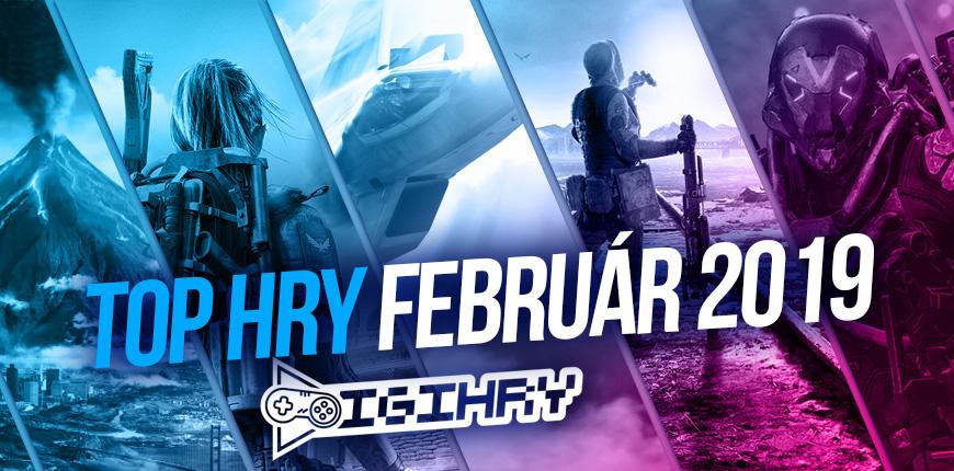 Súhrn TOP 10 nových hier vychádzajúcich vo Februári