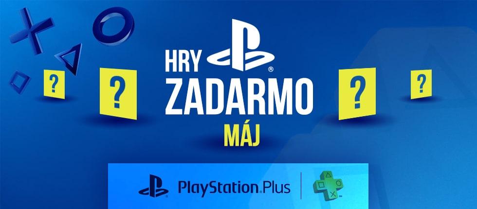 PS Plus Májové hry zadarmo