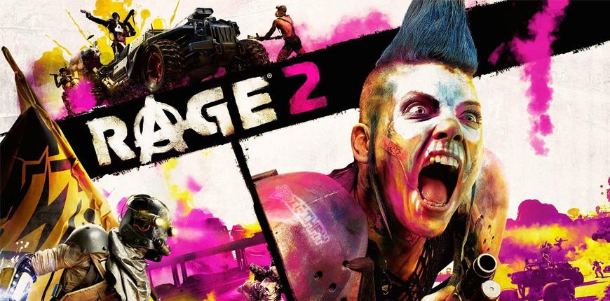 Rage 2 je vonku: Prináša obrovský otvorený svet a more zábavy