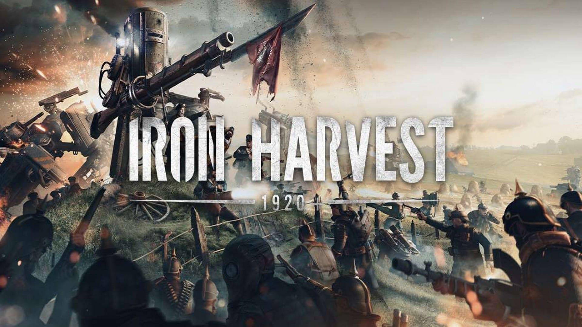 Novy Iron Harvest
