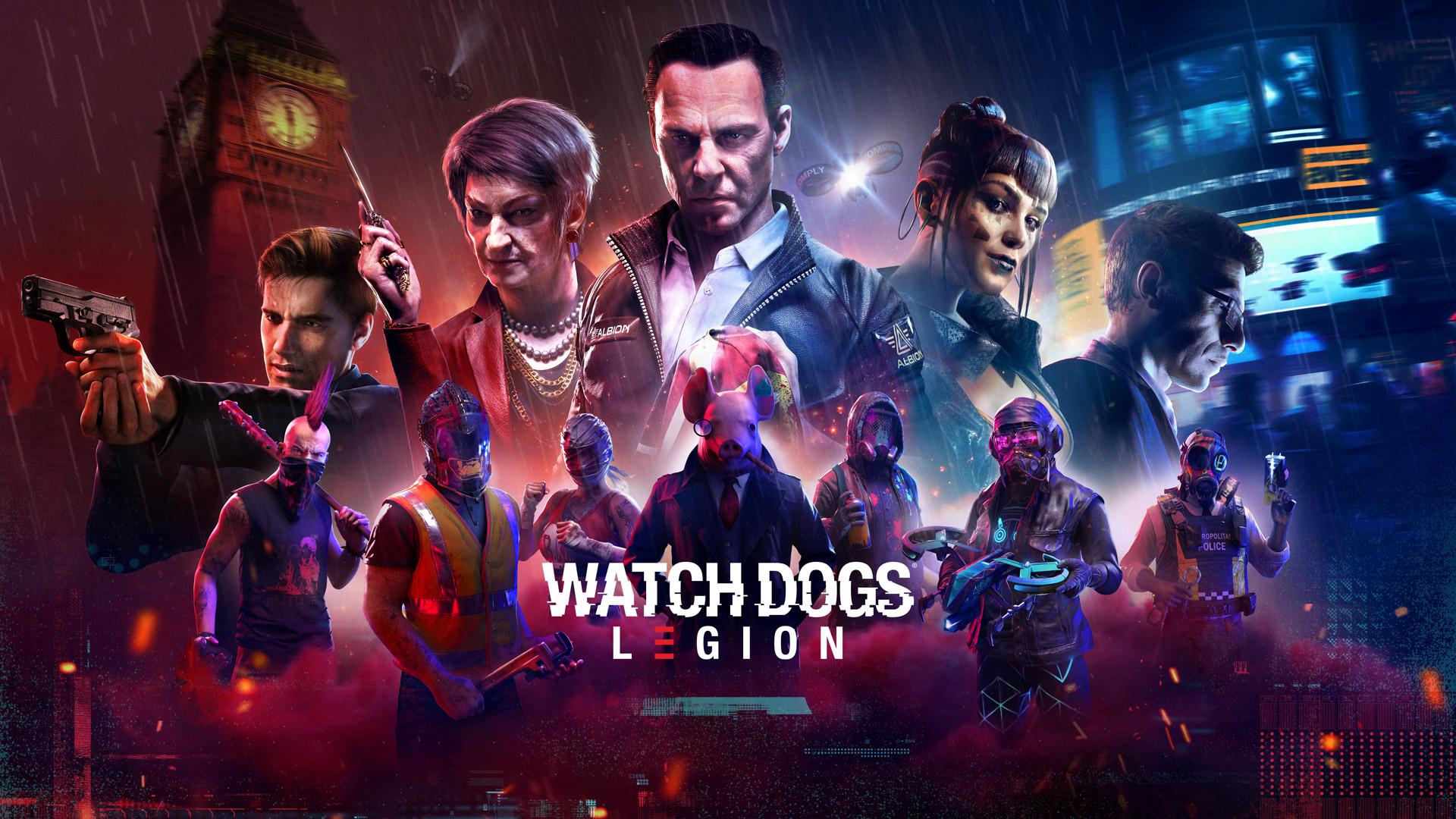 Nový Watch Dogs Legion