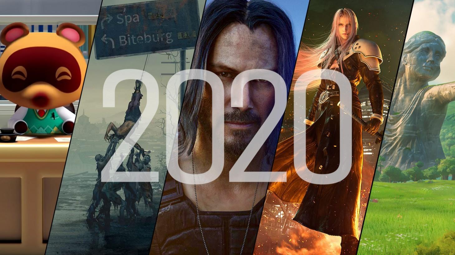 NÁŠ POHĽAD NA TOP HRY ROKA 2020