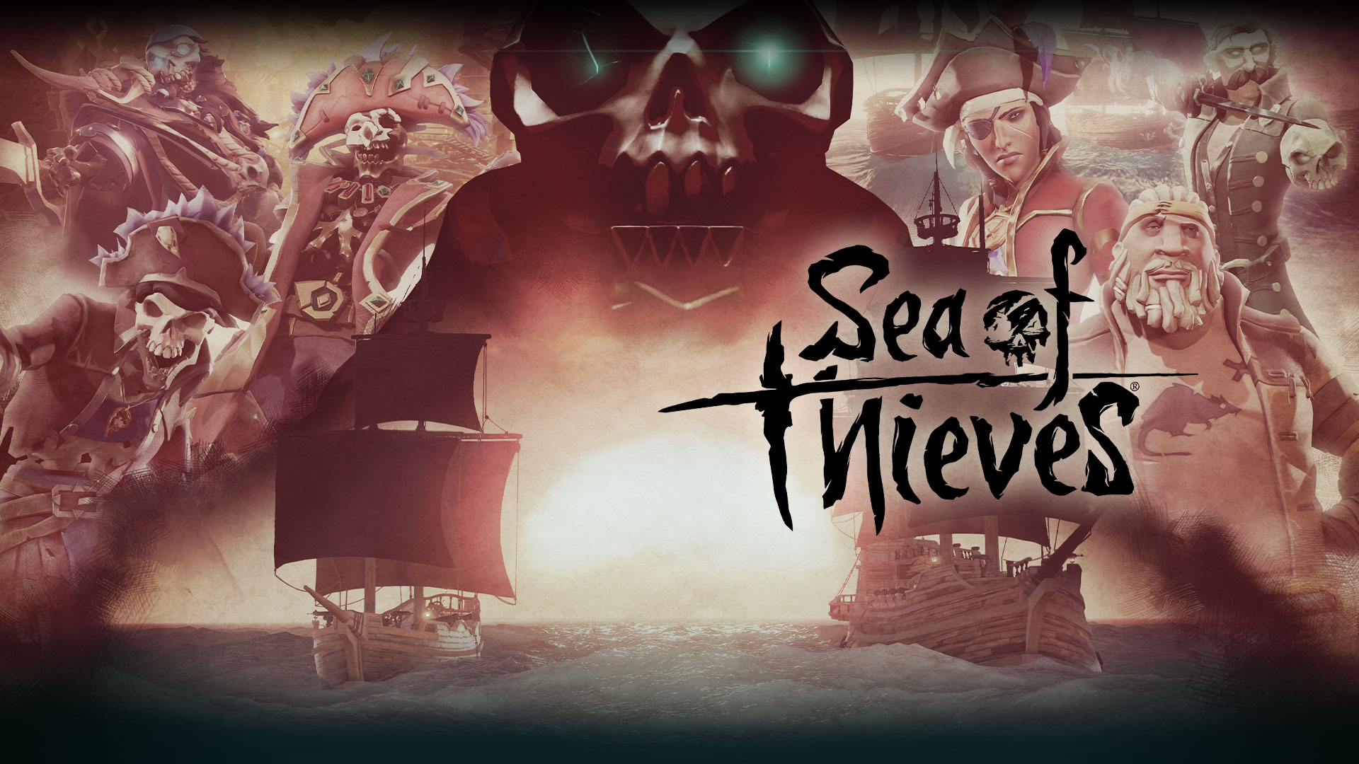 Sea of Thieves, pekne po pirátsky...