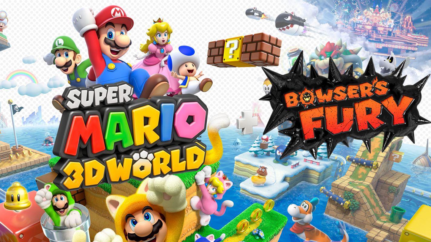 Peckový Super Mario