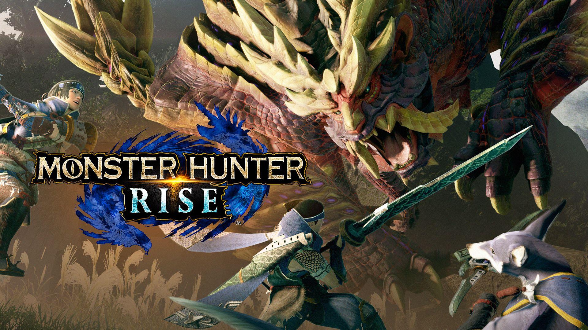 Staňte sa lovcom s Monster Hunter Rise