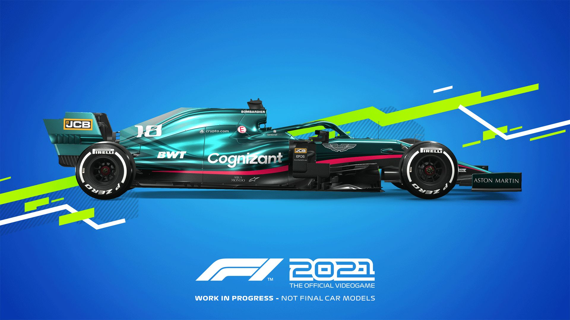 Nová F1 2021