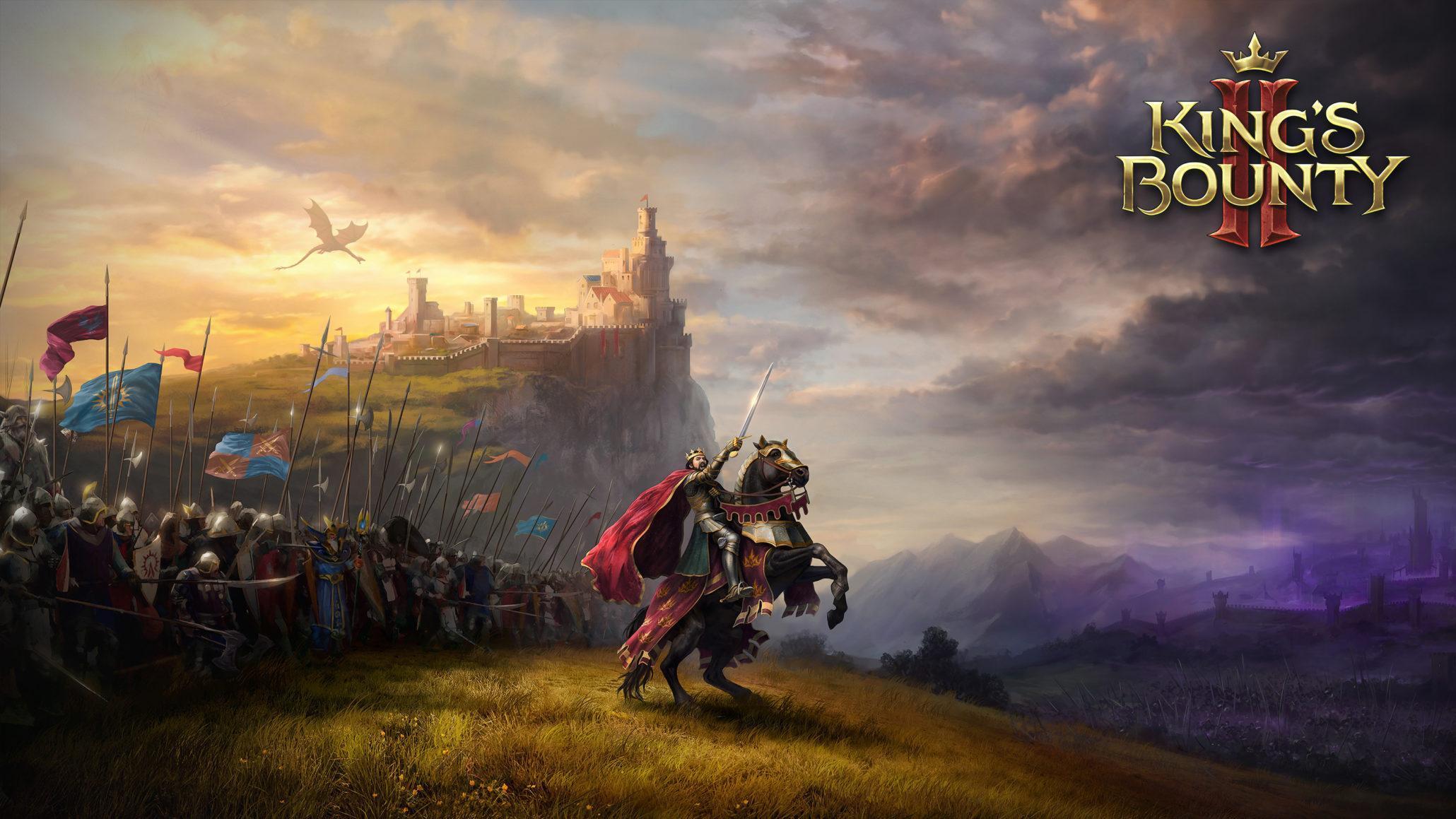 King's Bounty II je slušná hra na hrdinov