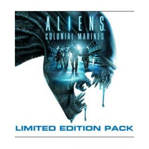 Aliens Colonial Marines Limited Edition Pack