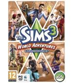The Sims 3 Cestovná horúčka