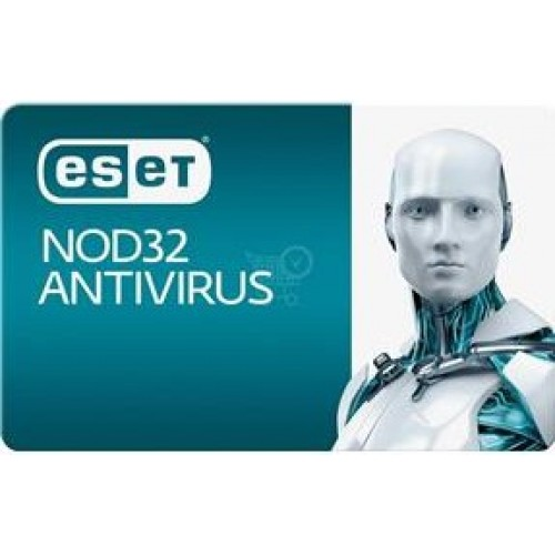 ESET NOD32 Antivirus 1 lic. 12 mes.