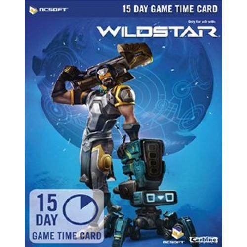 Wildstar EU 15 Dní predplatená karta
