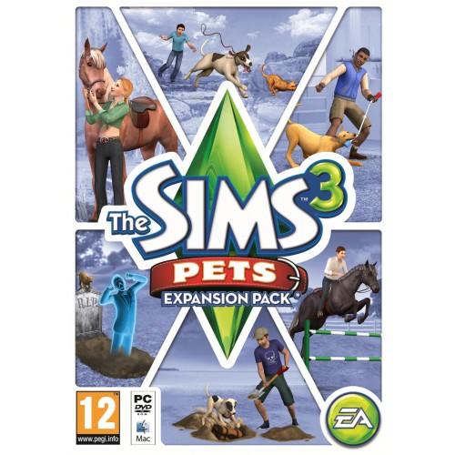 The Sims 3 Domáci mazlíčkovia